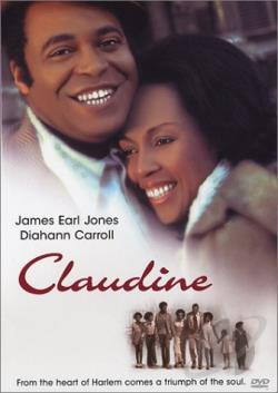 Claudine DVD Cover Art