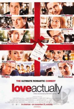 Love Actually DVD Cover Art