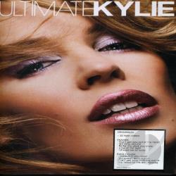 Kylie Minogue: Ultimate Kylie DVD Cover Art