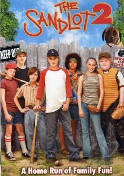 Sandlot 2 DVD Cover Art