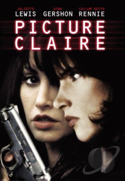 Picture Claire DVD Cover Art