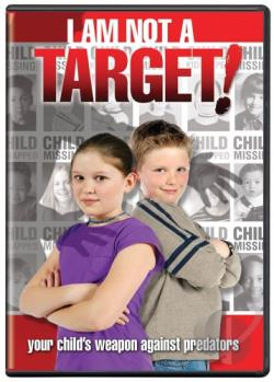 I Am Not A Target DVD Cover Art