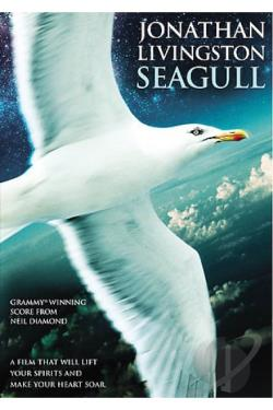 Jonathan Livingston Seagull DVD Cover Art