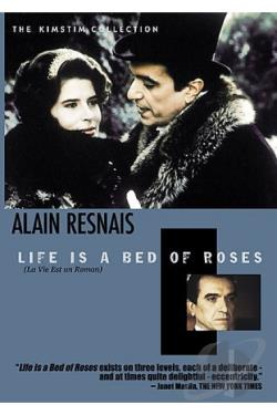 Life is a Bed of Roses DVD Cover Art