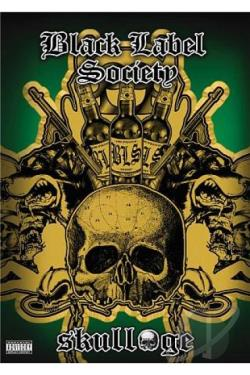 Black Label Society - Skullage DVD Cover Art