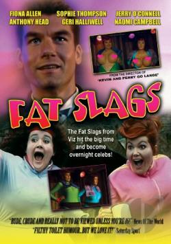 Fat Slags DVD Cover Art