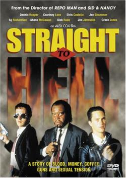 Straight To Hell DVD Cover Art