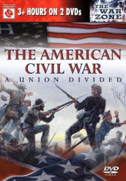 War Zone - The American Civil War DVD Cover Art