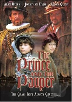 Prince and the Pauper DVD Cover Art