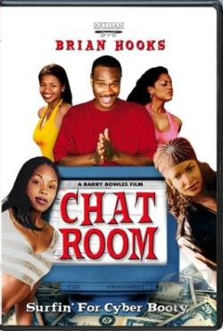 Chat Room DVD Cover Art