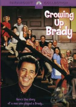 Growing Up Brady DVD Cover Art