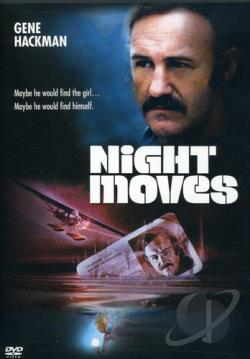 Night Moves DVD Cover Art