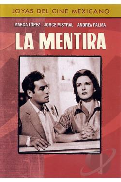 Mentira DVD Cover Art