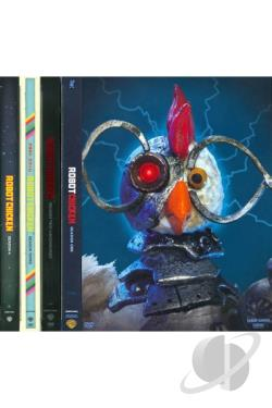 Robot Chicken: Seasons 1-4 DVD Cover Art