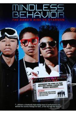 Mindless Behavior: All Around the World DVD Cover Art