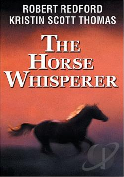 Horse Whisperer DVD Cover Art
