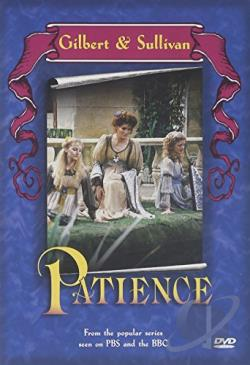 Patience DVD Cover Art