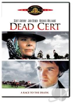 Dead Cert DVD Cover Art