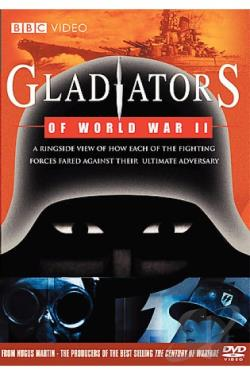 Gladiators of World War II DVD Cover Art