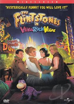 Flintstones in Viva Rock Vegas DVD Cover Art