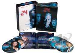 24 - The Complete First Season DVD Cover Art