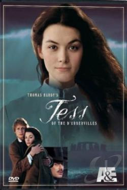 Tess of the D'Urbervilles DVD Cover Art