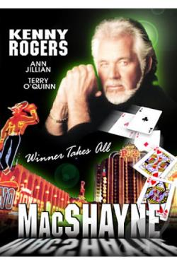 Macshayne - Winner Takes All DVD Cover Art