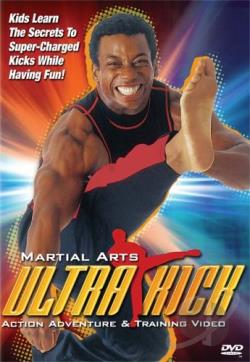 Ultra Kick DVD Cover Art