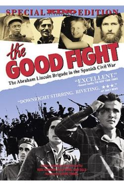 Good Fight DVD Cover Art