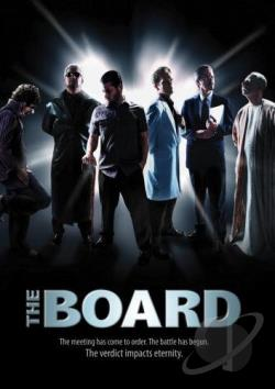 Board DVD Cover Art