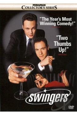 Swingers DVD Cover Art