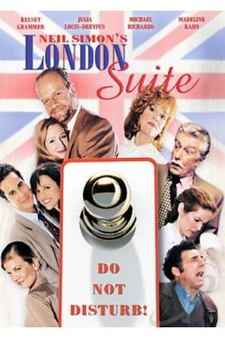 London Suite DVD Cover Art