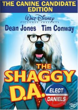 Shaggy D.A. DVD Cover Art