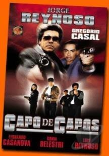 Capo de Capos DVD Cover Art