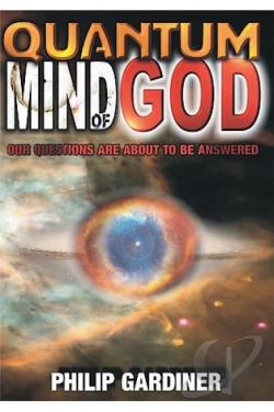 Quantum Mind of God DVD Cover Art
