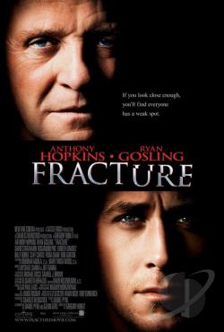 Fracture DVD Cover Art