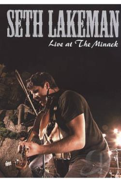 Seth Lakeman: Live at the Minack DVD Cover Art