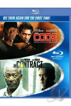 Code/The Contract BRAY Cover Art