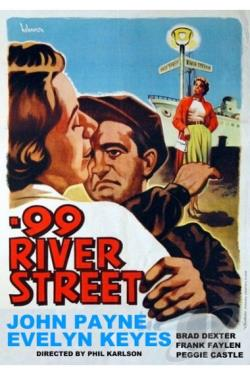 99 River Street DVD Cover Art