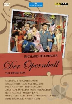 Der Opernball DVD Cover Art