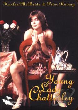 Young Lady Chatterley DVD Cover Art