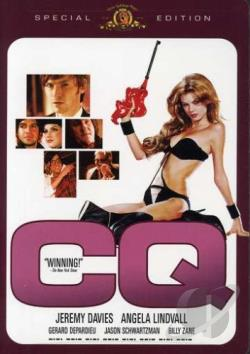 CQ DVD Cover Art