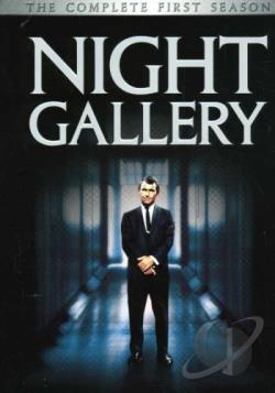 Night Gallery - The Complete First Season DVD Cover Art