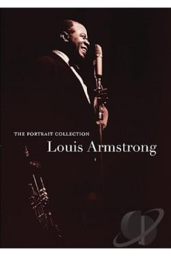 Louis Armstrong - The Portrait Collection DVD Cover Art