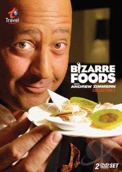 Bizarre Foods: Collection 3 DVD Cover Art