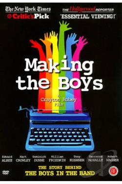 Making the Boys DVD Cover Art