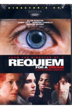 Requiem for a Dream DVD Cover Art