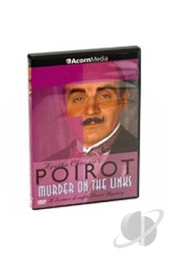 Poirot - Murder on the Links DVD Cover Art