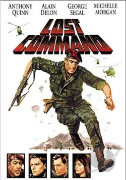 Lost Command DVD Cover Art