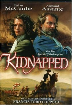 Kidnapped DVD Cover Art